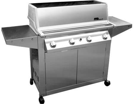 MHP GJK 3 Grills Modern Home Products