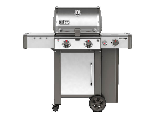 LX S-240 Genesis II Weber Gas Grills