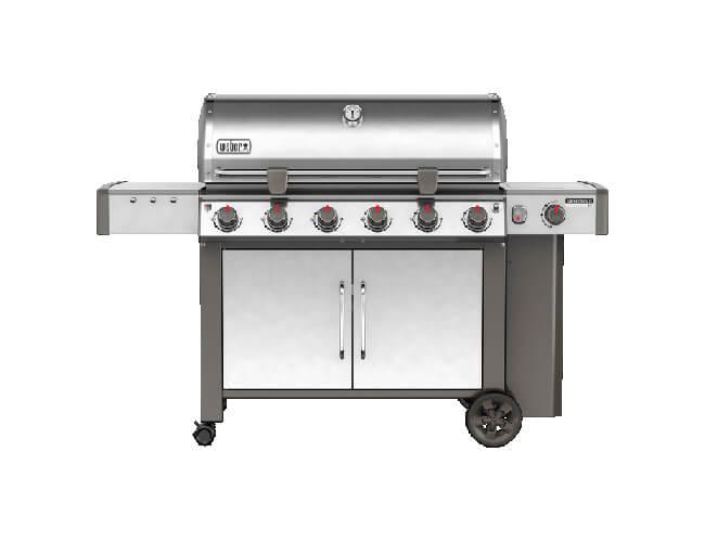 LX S-640 Genesis II Weber Gas Grills