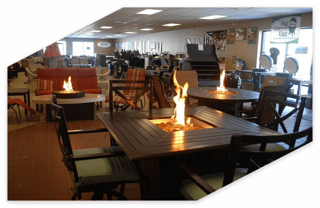 fireplace & patio furniture Youngstown OH