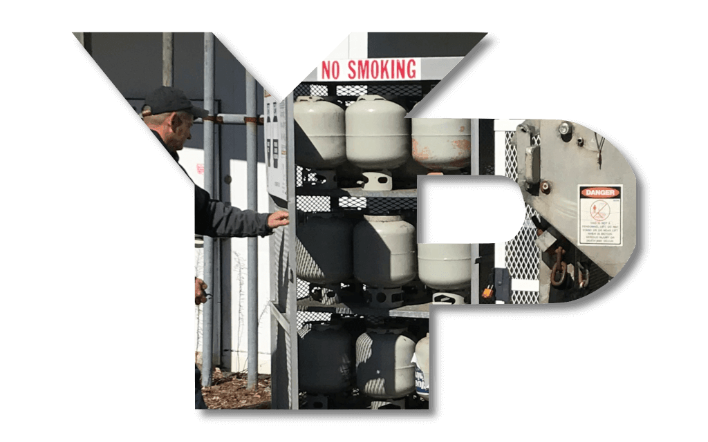 residential propane refill exchange OH